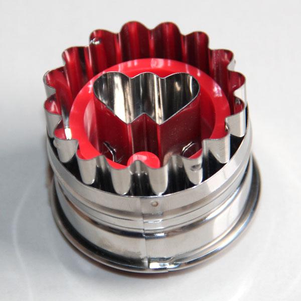 HB0419 Metal Telesthesia Cutout Plunger Cutter Mold