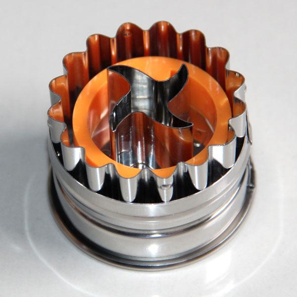 HB0431 Metal Dart Cutout Plunger Cutter Mold