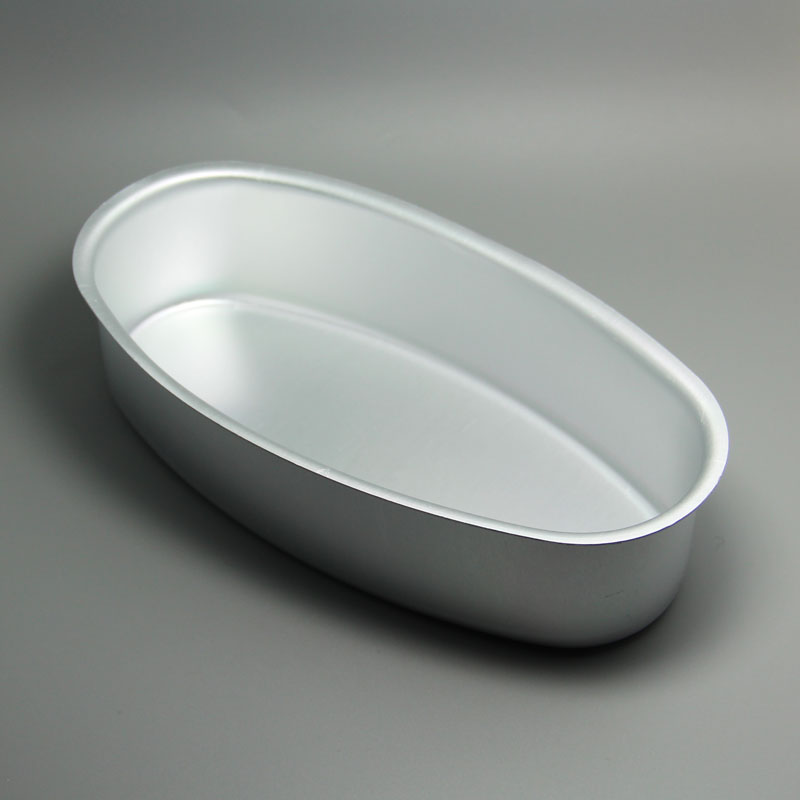 8 inch oval cheese cake mould