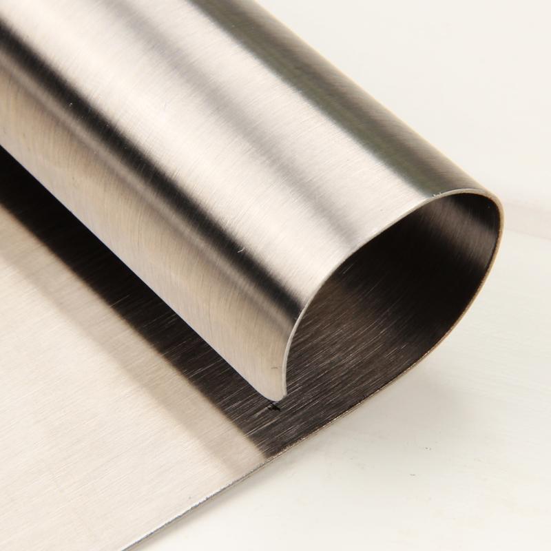 6'' stainless steel pastry fondant scraper