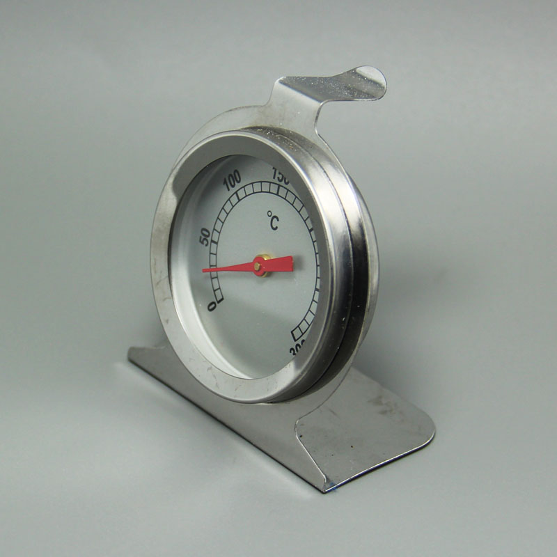 Stainless steel oven thermometer temperature measuring Pointer oven thermometer