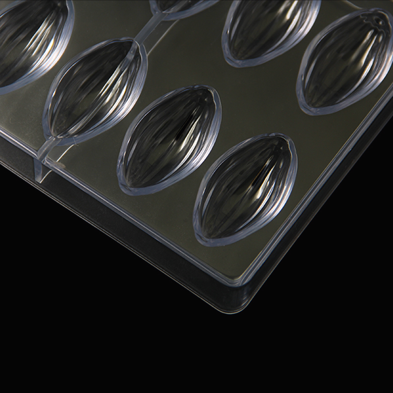 CC0013 Polycarbonate Olives Shape Chocolate Mould DIY Baking Mold