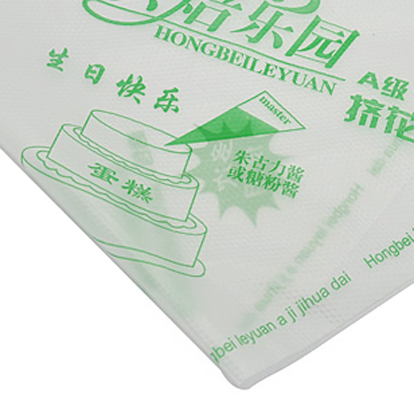 HB0255 Large Plastic Bag  icing decorating bag pastry bag