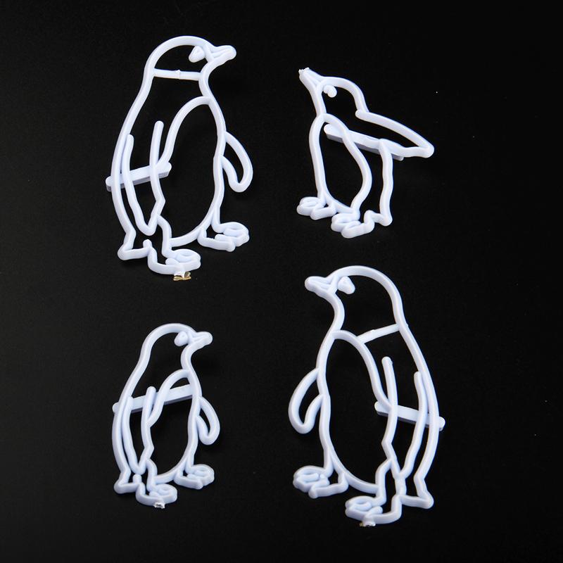 HB0311E Plastic Penguin Shape Press molds set