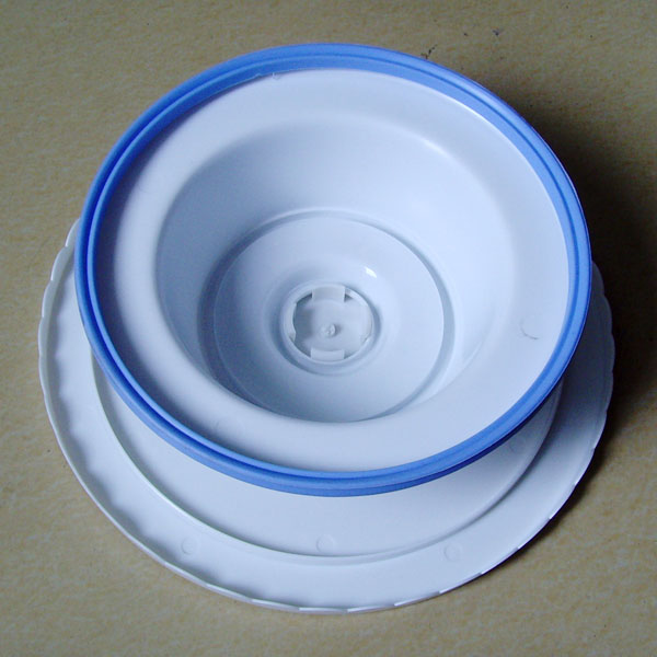 """HB0363 Plastic 11.5x4"""" Cake Turntable Rotating Stand"""