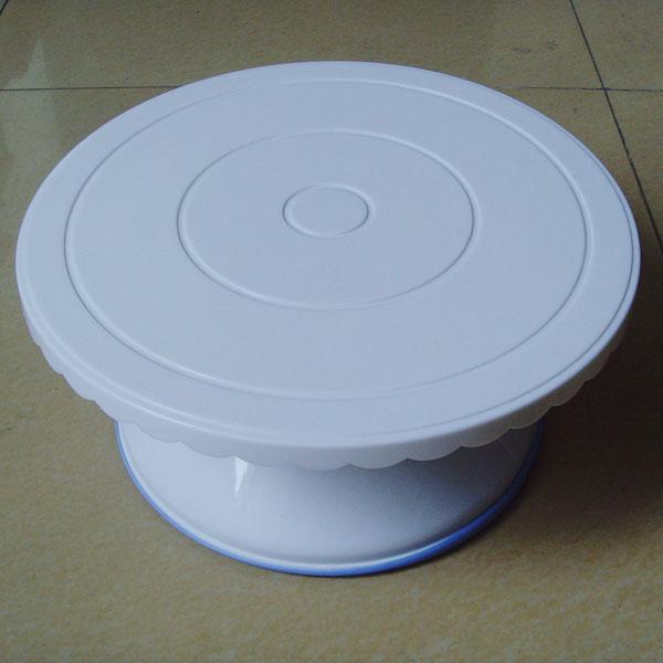 HB0365   Plastic Titing Cake Turntable(29x13.6 cm)
