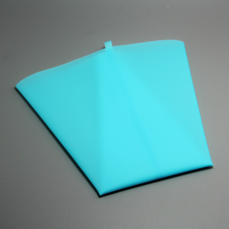 "HB0490 cake decorating 14"" silicone icing pastry bag"