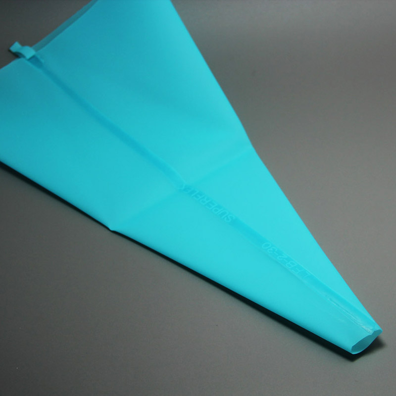 """HB0490 cake decorating 14"""" silicone icing pastry bag"""