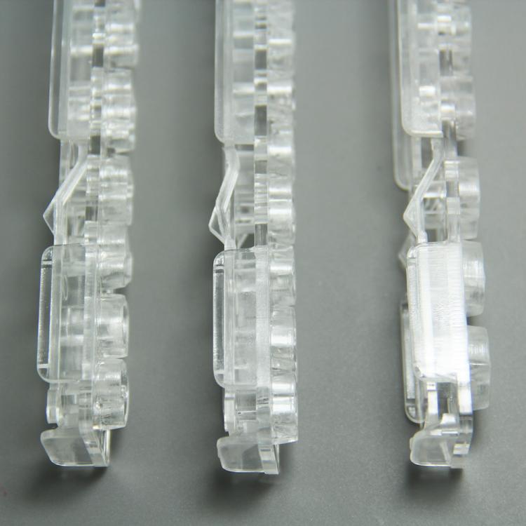 HB0690 plastic Alphabet&Lower case letters icing fondant stamp embosser