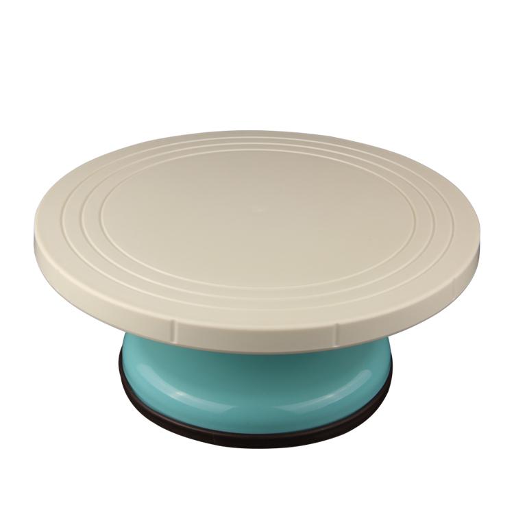 HB0992  Plastic 11.2''x5.1'' cake stand