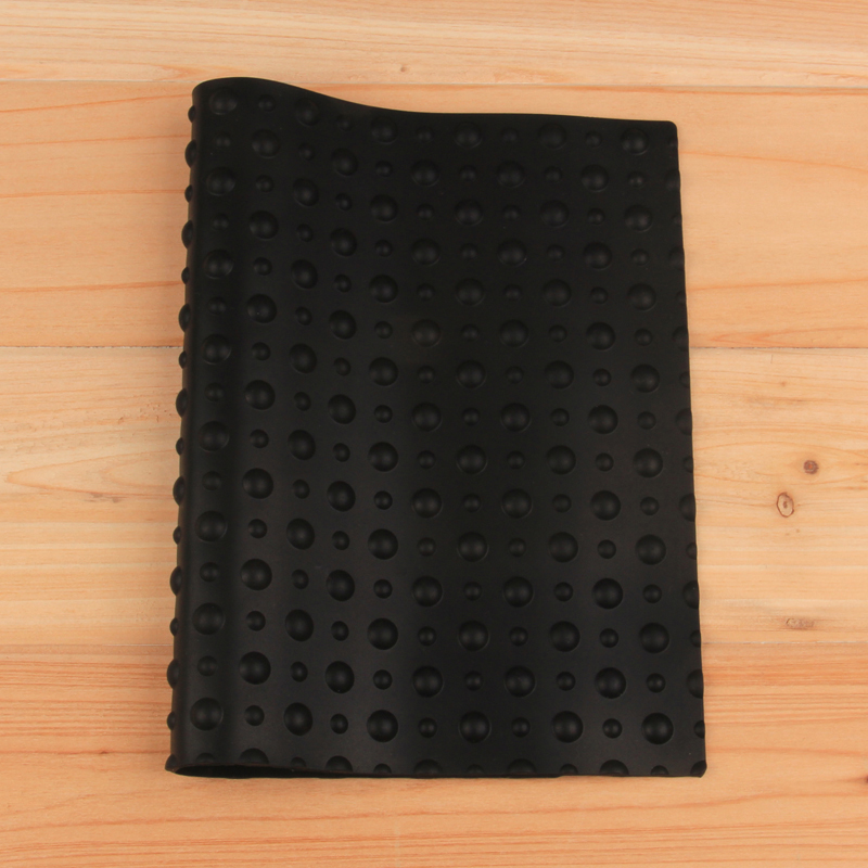 HB1029  Pois silicone texture mat for cake decoration