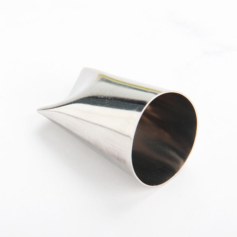 HBD69  Stainless Steel 18/8 Medium Petal Icing Tip