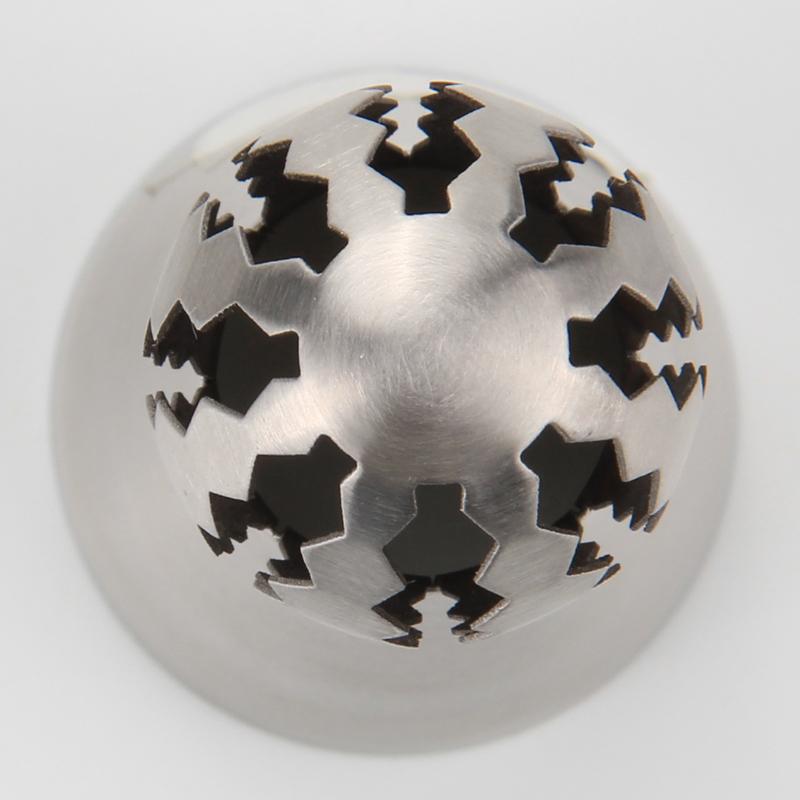 HBNO115  New Stardand Sphere Flower Tips