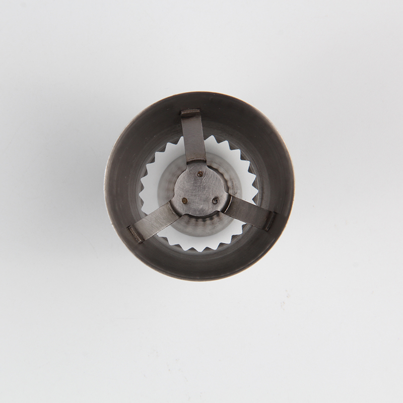 HBR001 New Design Stainless Steel Sultane Cookie Icing Nozzle