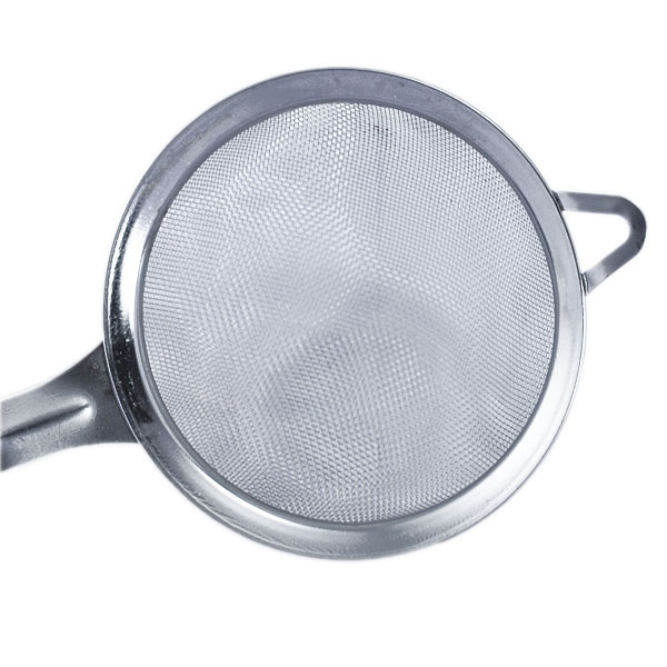 HL0110 Durable Stainless Steel Chef Grade Mesh Strainer baking tool