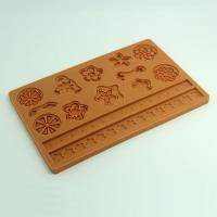 HB0544 Cookies Silicone Mold