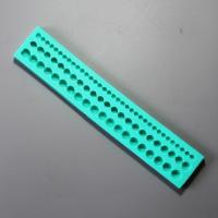 HB0908  Long pearl silicone mold for cake fondant decoration