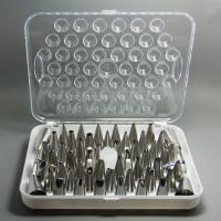 HB0225 55pcs different cake decorating nozzles set