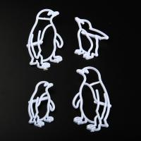 HB0311E Plastic Penguin Shape Press molds set
