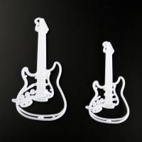 HB0311J Plastic Guitar Shape Press Molds Set