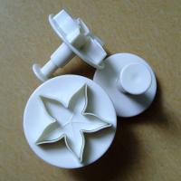 HB0360 Plastic Redbud Shaped Plunger cutters/mold set
