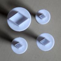 HB0520 Plastic Mini Diamonds Plunger Cookie Cutter Set