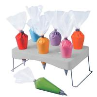 HB0580W  New High Quality Cake Decorating Bags Stand Holder