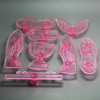 HB0622 Plastic Soccer Boot&Trophy Press Mold cake stamp fondant embosser