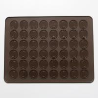 HB0624  New Fashion Macaron Silicone Fondant Mold Baking Mat