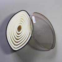 HB0947 7pcs leaves shaped nylon cutters set for cake decoration