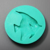HB0968 Hairtail silicone mold for cake decoration