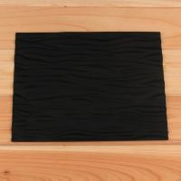 HB1033  wood silicone texture mat for cake decoration